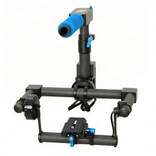 Professional USE CAME-6000 Ready to Run Brushless Camera Gimbal Video Stabilizer Gimbal Assembled