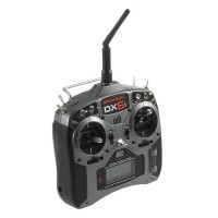 Spektrum DX6i DSMX 6-Channel Transmitter Remote Control TX + AR6200 Receiver Radio Mode 2