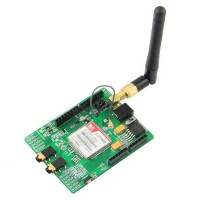 SIM900 Quad-band GSM GPRS Shield Development Board w/ Antenna
