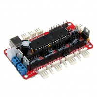 Replacement of the RAMPS 3D printer Reprap Sanguinololu Ver1.3a Main Control Board