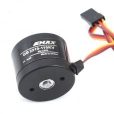EMAX Brushless Motor GB2210 kv110 for 2-axis BGC Brushless Camera Gimbal
