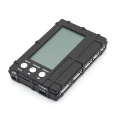 AOK 3 in1 RC 2s-6s Lipo Li-Fe Battery Balance LCD+Voltage Meter Tester &Discharger