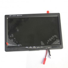 "FPV 5.8G 8CH Wireless Diversity Monitor Receiver 16:9 7"" TFT LCD Monitor 800x480"