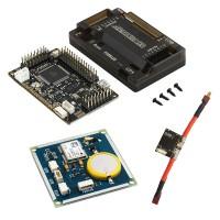 APM2.6 ArduPilot Mega 2.6 External Compass APM Flight Controller Board w/GPS Current Sensor Combo