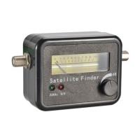 Mini Satellite Finder Digital Signal Meter LNB Satelite Finder w/ 2 Indicator
