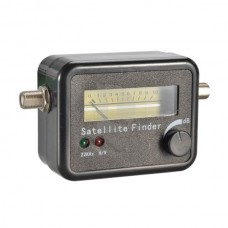 Mini Satellite Finder Digital Signal Meter LNB Satelite Finder w/ 2 Indicator