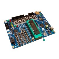 GRS STC51 Program Learning Board Write Development Board STC89C52 MCS51 STC51 for Smart Car