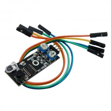 Obstacle Avoidance Sensor Module Infrared Module Reflection Photoelectric Sensor w/ Encoder