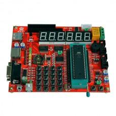 ATMEGA16 AVR Single Chip Development Board AVR Learning Board w/ ISP Programmer