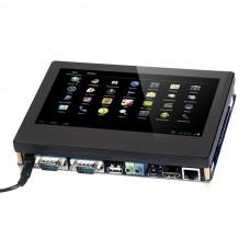 "sSmart210 FriendlyArm 7"" LCD SLC 512MB S5PV210 CortexTM-A8 Tiny210 V2 SDK Development Board"