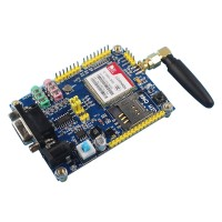 GSM SIM900 SIM900A Module GPRS Shield Compatible w/ Arduino for GSM Cell Phone Achieve SMS MMS GPRS