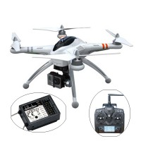 Walkera QR X350 Pro FPV GPS RC Quadcopter DEVO 7 For Gopro 3 RTF
