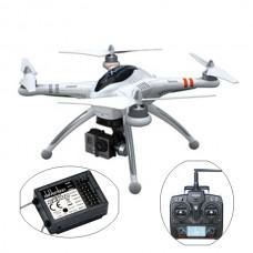 Walkera QR X350 Pro FPV GPS RC Quadcopter DEVO 7 For Gopro 3 RTF