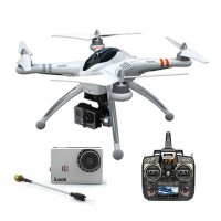 Walkera QR X350 Pro FPV GPS RC Quadcopter DEVO F7 Ilook Sports HD FPV Camera For Gopro 3 RTF