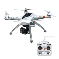 Walkera QR X350 Pro FPV GPS RC Quadcopter DEVO 10 with G-2D Brushless Gimbal For Gopro 3 RTF