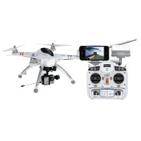 Walkera QR X350 Pro FPV GPS RC Quadcopter WiFi Version with Devo 10 and G-2D Brushless Gimbal For Gopro 3 RTF
