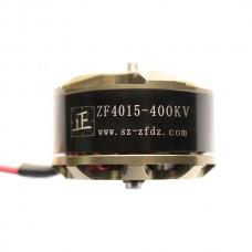 ZF4015 400KV Outrunner Brushless Motor 24N/22P 4-8S 1000W Motor for Multicopter