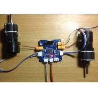 DC Servo Motor Driver Module Serial/I2C PID Control +2pcs Faulhaber Motor