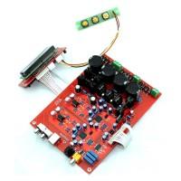 Assembled AK4399 DAC Software Control High-end Dual-parallel Decoder