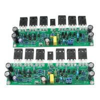 L15 MOSFET Amplifier board 2-channel AMP IRFP240 IRFP9240 Amplifier Kit Only