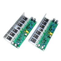 Assembled L15 MOSFET Amplifier Board 2-channel AMP IRFP240 IRFP9240 Amplifier