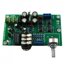 HA-PRO2 Headphone Amplifier Kit DIY Low Noise - LJM professional Version