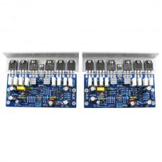 LJM L25 Integrated Amplifier Dual-Channel 250W 8R Preamplifier Assembled Amp