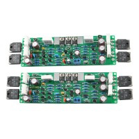 LJM Assembled Stereo L12-2 Class AB Audio Power Amplifier Board 2-Channel AMP 120W