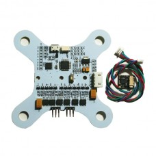 BGC3.13 2-axis Brushless Aluminum Gimbal Controller Board Integrated Plate 3S Plug