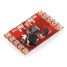 Energy Harvester-LTC3588 Breakout Board for iduino/arduino Project