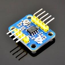 Electromagnetic Inductance Sensor Signal Separation Dual Output fpr Freescale Electromagnetic Smart Car