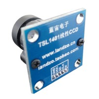 Tsl1401 Module CCD Sensor TSL1401cl Integrated Operational Camera Lens for Smart Car