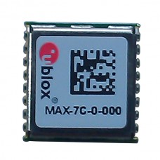 U-blox MAX-7C 10Hz Multi-GNSS Locating Module Chip High Performance for GPS Glonass module