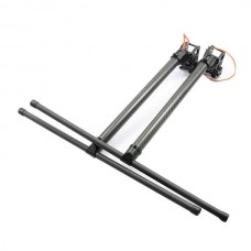 TZT V3 Upgrade Universal Electronic Retractable Landing Skid Gear for 16/20/22/25mm Hexacopter & Octacopter