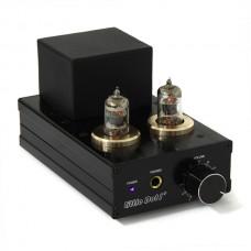 Little Dot I+ 1+ EF92 Tube Transistor Amp Amplifier Upgraded Version 110V/220V Solid-State Headphone Amplifier