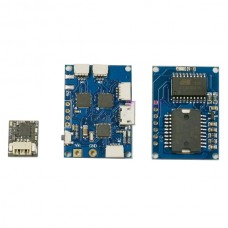 3-axis Alexmos MINI BGC4.1 Brushless Gimbal Controller Main board& 3rd ext. IMU