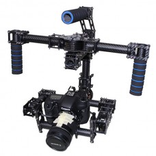 3-Axis Handle Version DSLR Brushless Gimbal Plug and Play 3-Axis Brushless Gimbal/Stablizer DSLR 5D Mkiii GH3 BMCC