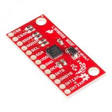 LSM9DS0 IMU 9DoF 9Axis Attitude Sensor Breakout Board Integrated Altitude Sensor Module SPI I2C