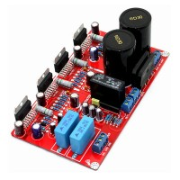 TDA7293 BTL Parallel 2.0 Amplifier Board Deluxe Version