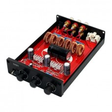 2.1 HIFI Digital Power Amplifier TPA3116D2 Amp With Case better than TPA3123 1875 TDA2030