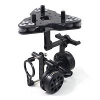 IMAGO Gopro IMP 2-Axis Brushless Gimbal Metal FPV Gimbal w/ Motors for Phantom & Multi-rotors