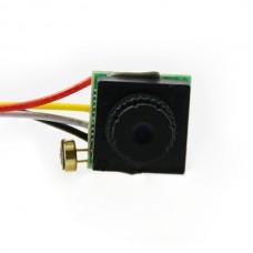 "1/4 "" 5 Mega Night Vision Video HD Mini CCTV Security Micro Camera 600TVL"