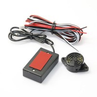 U301 Parking Sensor Electromagnetic Parking Sensor Rear Parking Assistance Tool Parking Radar