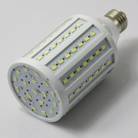 E27 25W 5630SMD 102 LED Corn Light Bulb Lamp Energy Saving 110V Cool White 6000K