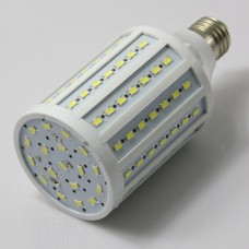 E27 25W 5630SMD 102 LED Corn Light Bulb Lamp Energy Saving 110V Cool White 6000K