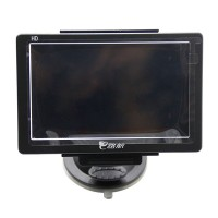 Eroda Z600+ Black 5.0 inch TFT Touch Screen 800 x 480 Car GPS Navigator with Micro SD Card Slot Free 4GB Memory and Map