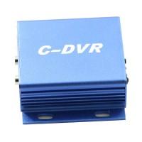 Mini FPV C-DVR 1CH VIDEO 1CH AUDIO TF SDHC Card Video Recorder DVR CCTV Cameras