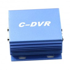 Mini FPV C-DVR 1CH VIDEO 1CH AUDIO TF SDHC Card Video Recorder DVR CCTV Cameras