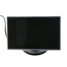 Mini 3.5 Inch TFT LCD Car Screen Color Camera Monitor Car Rear View Monitor