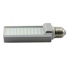 E27 Cool White 7W 66LED 3014 SMD Corn Bulb Light AC85-265V 800LM LED Lamp